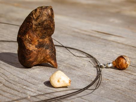 Baumperlen oder: Auf Perlentauchgang im Wald