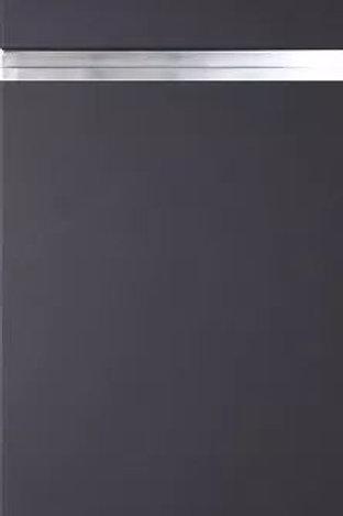 Vienna Matte Grey with Handles