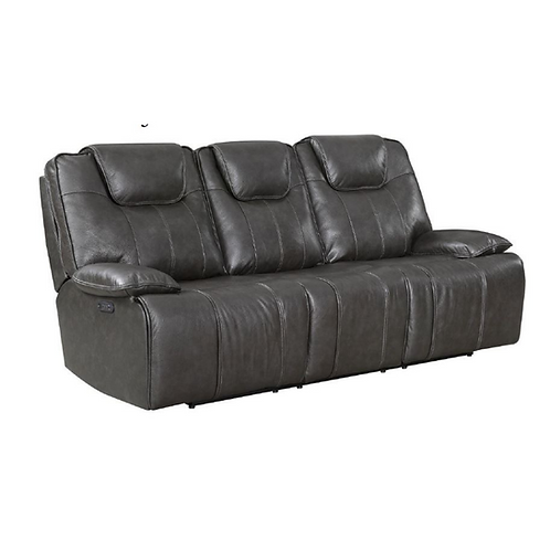 Alexandria Living Room Recliner Sofa