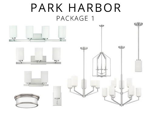 Park Harbor Package 1
