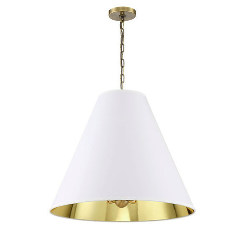 """Fairview"" Down Light Pendant"