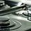 "Thumbnail: ZLine 36"" Porcelain Rangetop in Durasnow Stainless Steel  RTS-36"