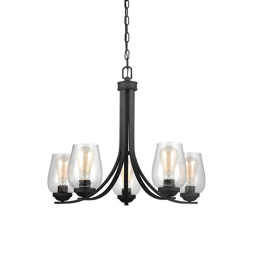 """""""Morill"""" Mid Sized Chandelier"""