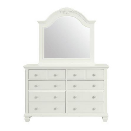 Harbortown Landscape Mirror & Drawer Dresser