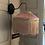 "Thumbnail: Grantchester Wave Blush pink Lampshade 12""-20"""