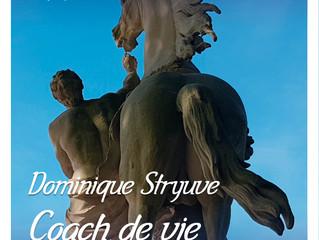 Dominique Struyve, Psychoplasticienne ou coach de vie.