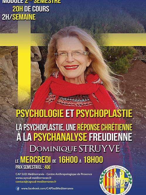 PSYCHOLOGIE ET PSYCHOPLASTIE