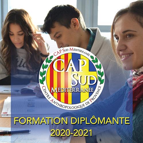 Formation diplômante 2020-2021