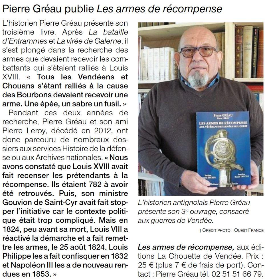 Ouest France Les Herbiers Montaigu