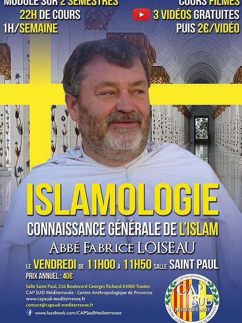 ISLAMOLOGIE