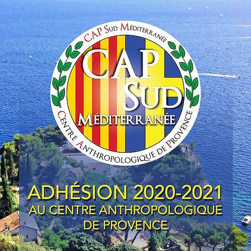 Adhésion 2020 - 2021 au CAP SM