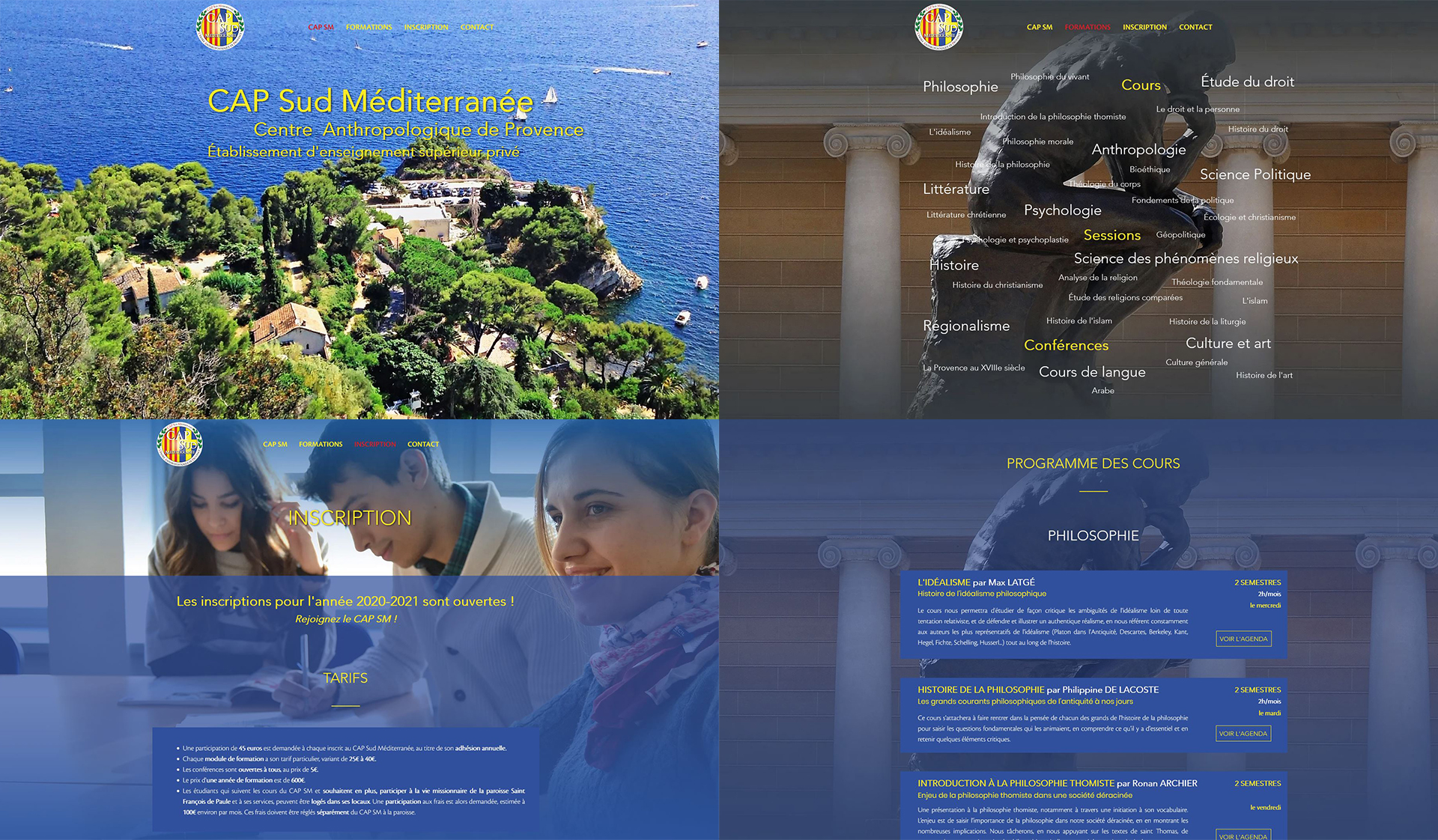 www.capsud-mediterranee.fr