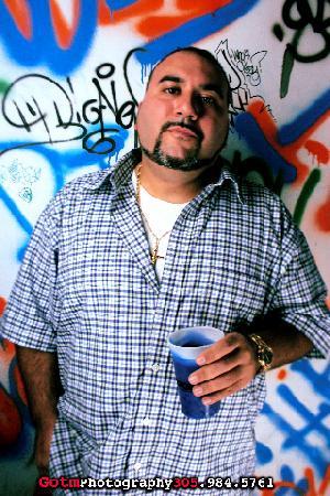 DJ EFN courtesy of Gotm Photography, Florida