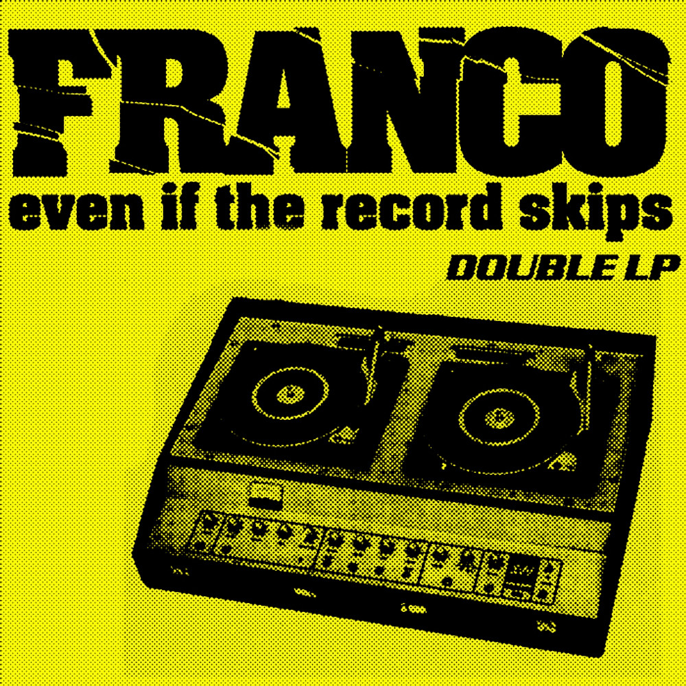 """""""Even if The Record Skips.""""  - Photo Courtesy of Franco"""