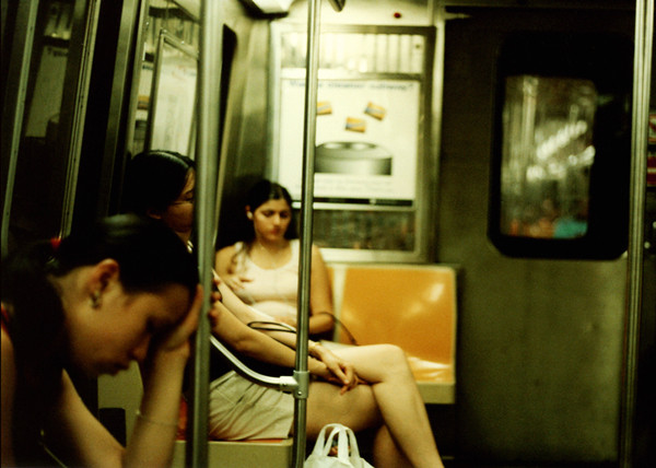 """""""Commute"""" by AWKWORD.  -Photo Courtesy by AWKWORD"""