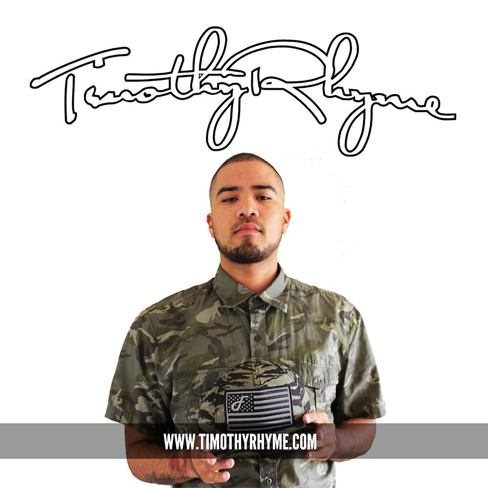 Timothy Rhyme Promo 1