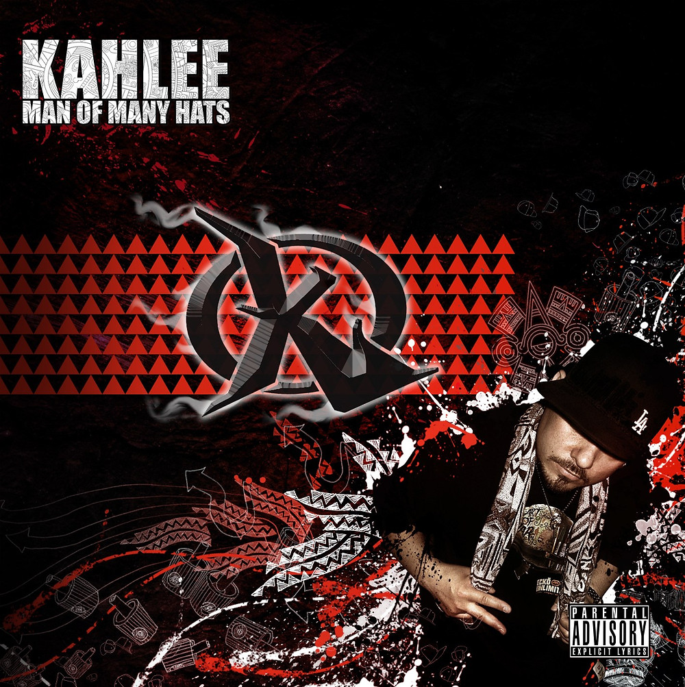 "Kahlee's Album, ""Man of Many Hats"" AVAILABLE NOW! -Photo Courtesy of Kahlee"