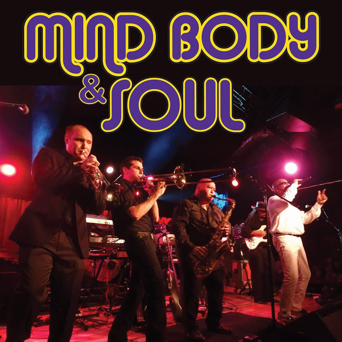 Mind Body & Soul Graphic - Provided By The Band