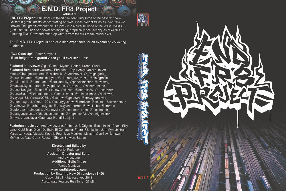 END-DVD Full Cover