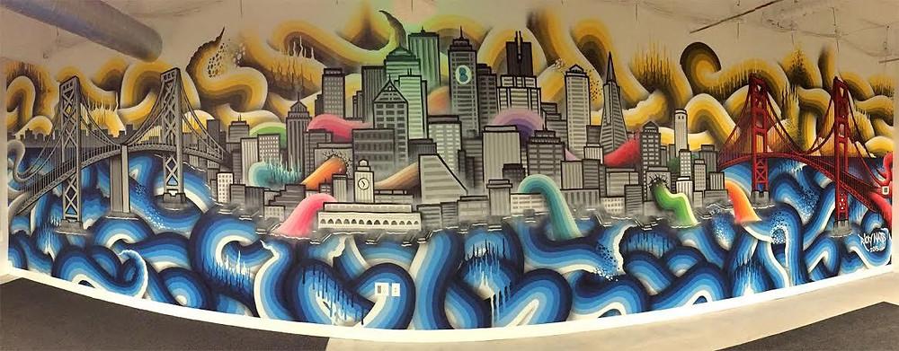 Ricky Watts Painting4