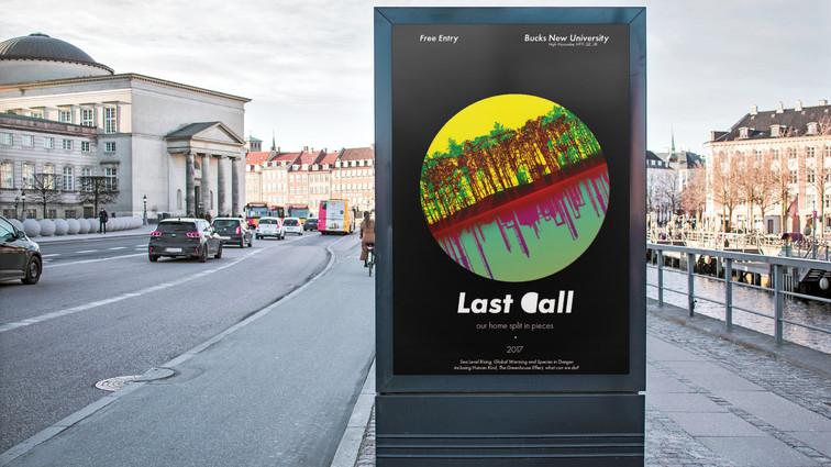 City Poster Sample