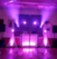 Suffolk wedding disco