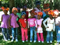 1st generation Leaders of Tomorrow girls