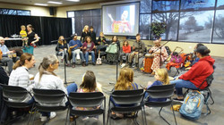 A community jam session!