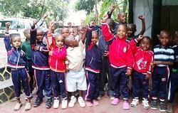 1st generation Leaders of Tomorrow Children