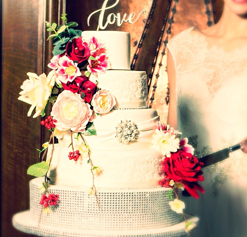 Stunning Wedding Cakes