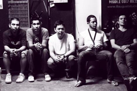 Jay, Vic, myself, Nathan, Ira