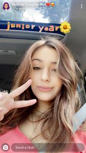 Lisa's daughter, Veronica