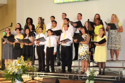 FRIENDSHIP CHURCH CHOIR