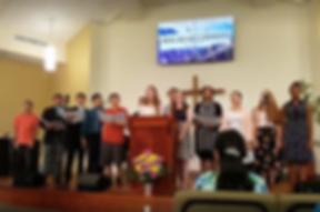 FRIENDSHIP CHURCH CHOIR