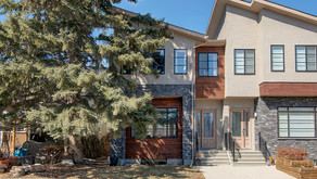 New Listing!! 636 11 Ave NE - Contemporary infill for $789,900!