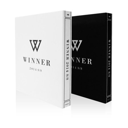 WINNER - DEBUT ALBUM 2014 S/S (LIMITED EDITION)