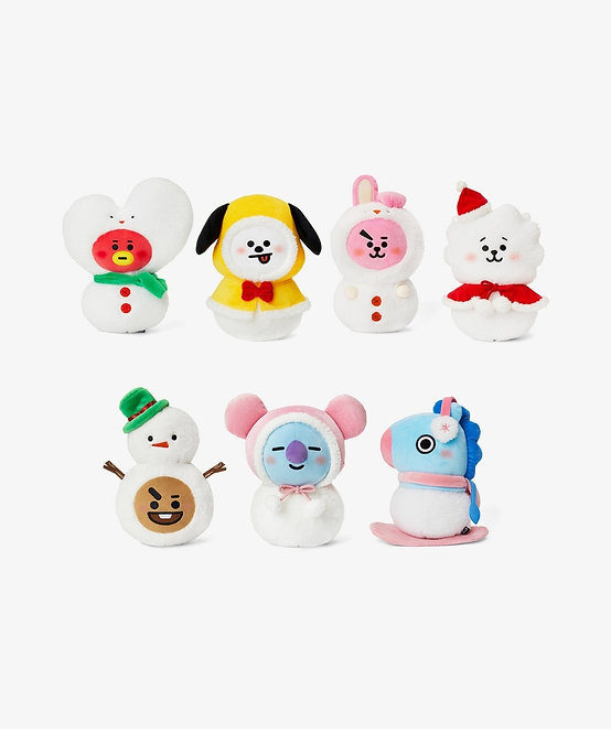 BT21 WINTER COLLECTION