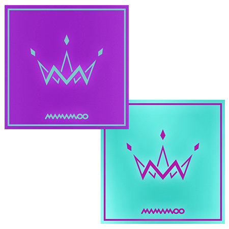 MAMAMOO - PURPLE (5TH MINI ALBUM)