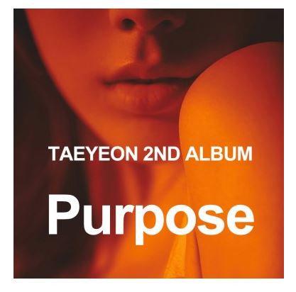 TAEYEON PURPOSE (2ND ALBUM)