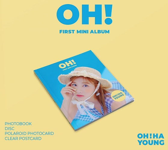 OH HA YOUNG (Apink) OH 1ST MINI ALBUM