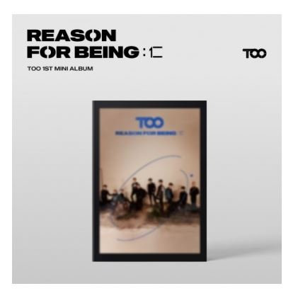TOO REASON FOR BEING (1ST MINI ALBUM)