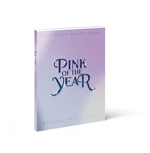 APINK 2020 ONLINE STAGE (PINK OF THE YEAR) PHOTOBOOK