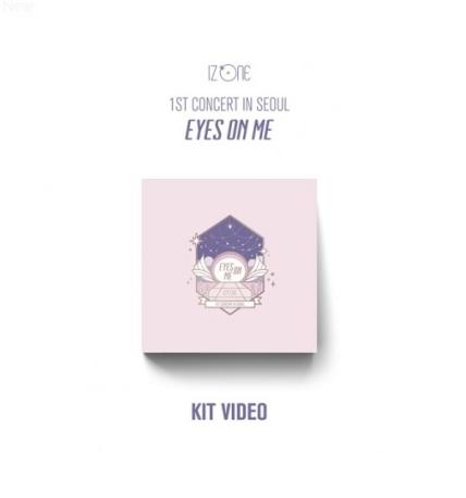 IZONE EYES ON ME 1ST CONCERT TOUR IN SEOUL KIT VIDEO