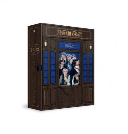 BTS 5TH MUSTER (MAGIC SHOP) DVD