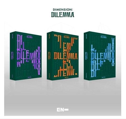 ENHYPEN DIMENSION: DILEMMA (1ST ALBUM)