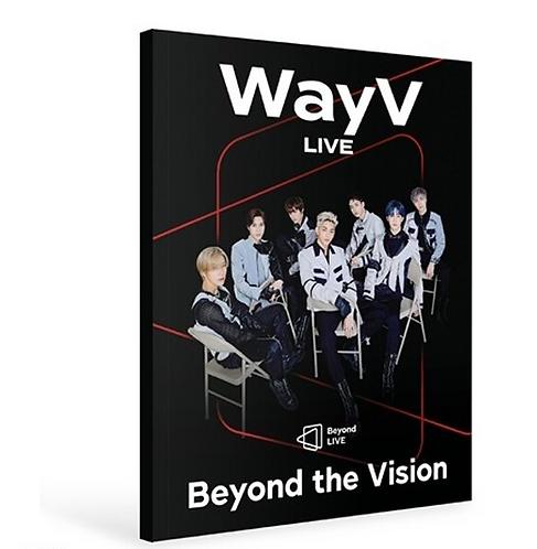 WAYV BEYOND THE VISION BROCHURE