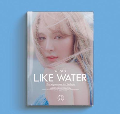 WENDY LIKE WATER (1ST MINI ALBUM)