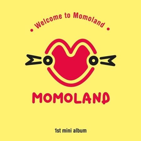 MOMOLAND - WELCOME TO MOMOLAND (1ST MINI ALBUM)