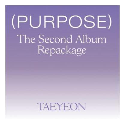 TAEYEON PURPOSE (2ND ALBUM REPACKAGE)