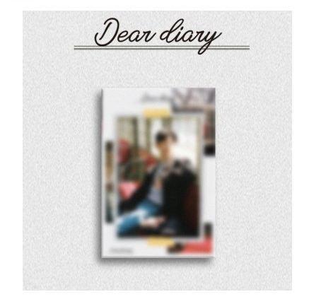 YOON JI SUNG DEAR DIARY (KIHNO VER)